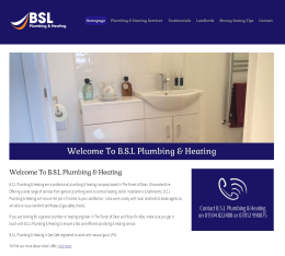 bsl plumbing and heating