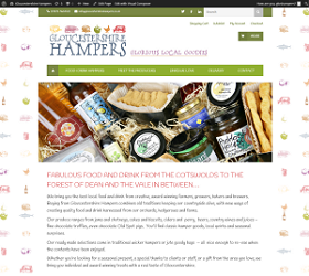 gloucestershire hampers