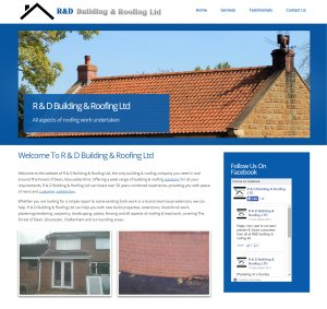 r and d building and roofing ltd