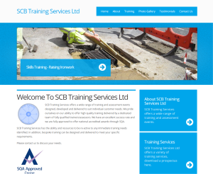 scb training services ltd
